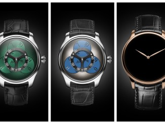 Moser Baselworld 2019 Novelties