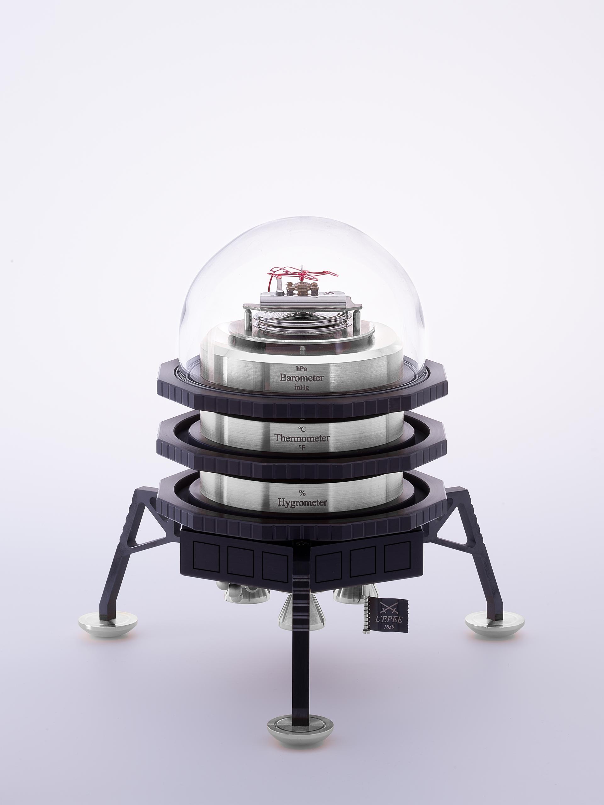 L'Epée Space Module silver