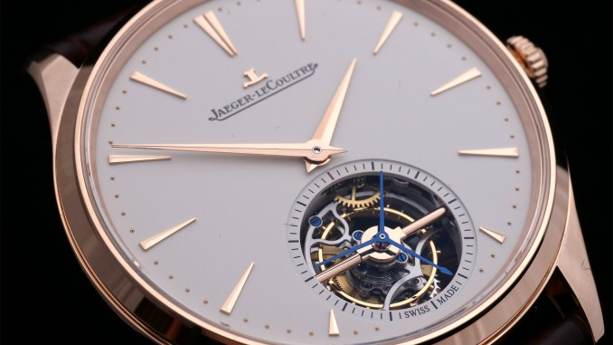 Master Ultra Thin Tourbillon