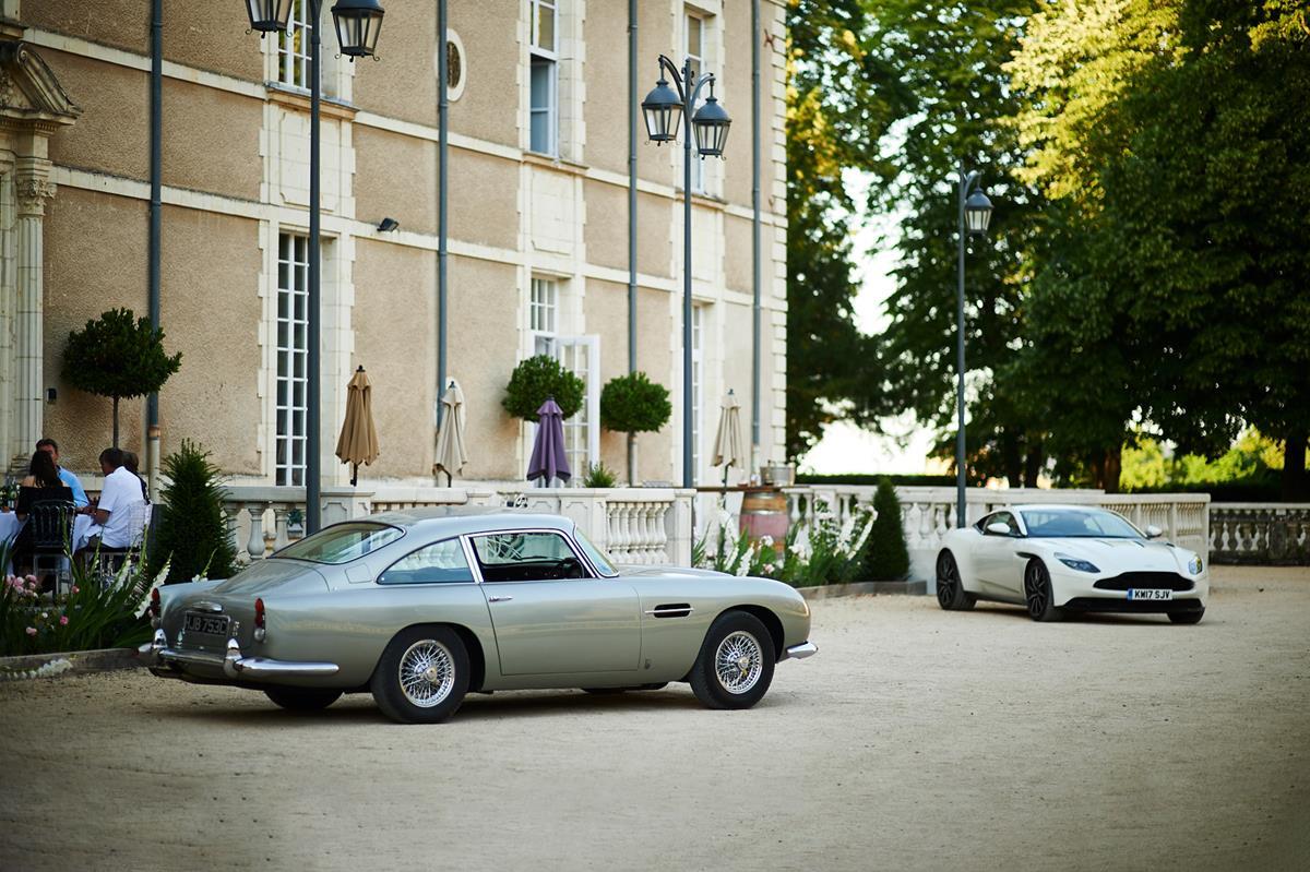 Aston Mart Le Mans Art of living