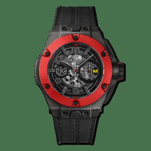 Hublot Big Bang Ferrari Red Ceramic Ref. 402.QF.0110.WR
