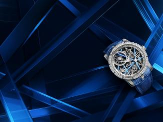Roger Dubuis Excalibur Blacklight Trilogy