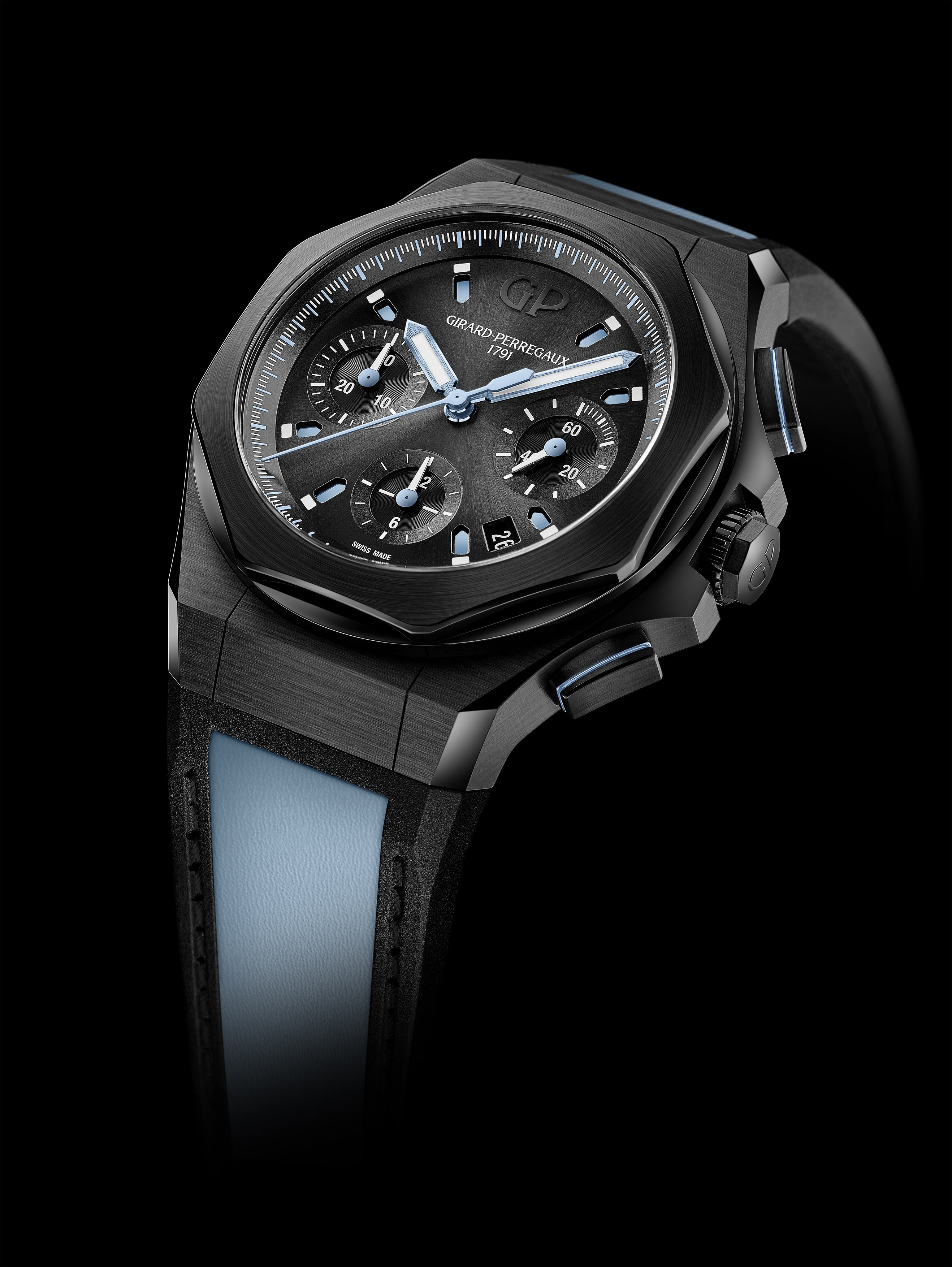 Girard-Perregaux Laureato Absolute Chronograph Only Watch