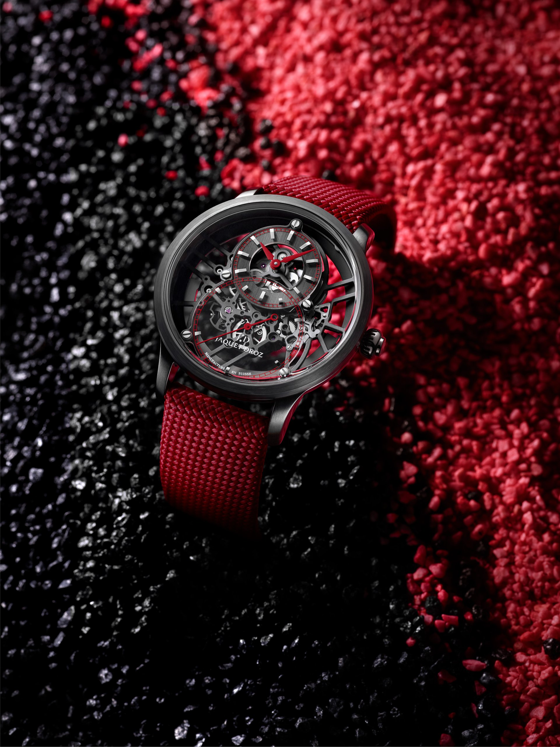 Jaquet Droz Grande Seconde Skelet-One Only Watch 2019