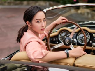 IWC Portofino Campaign with actress Ning Chang