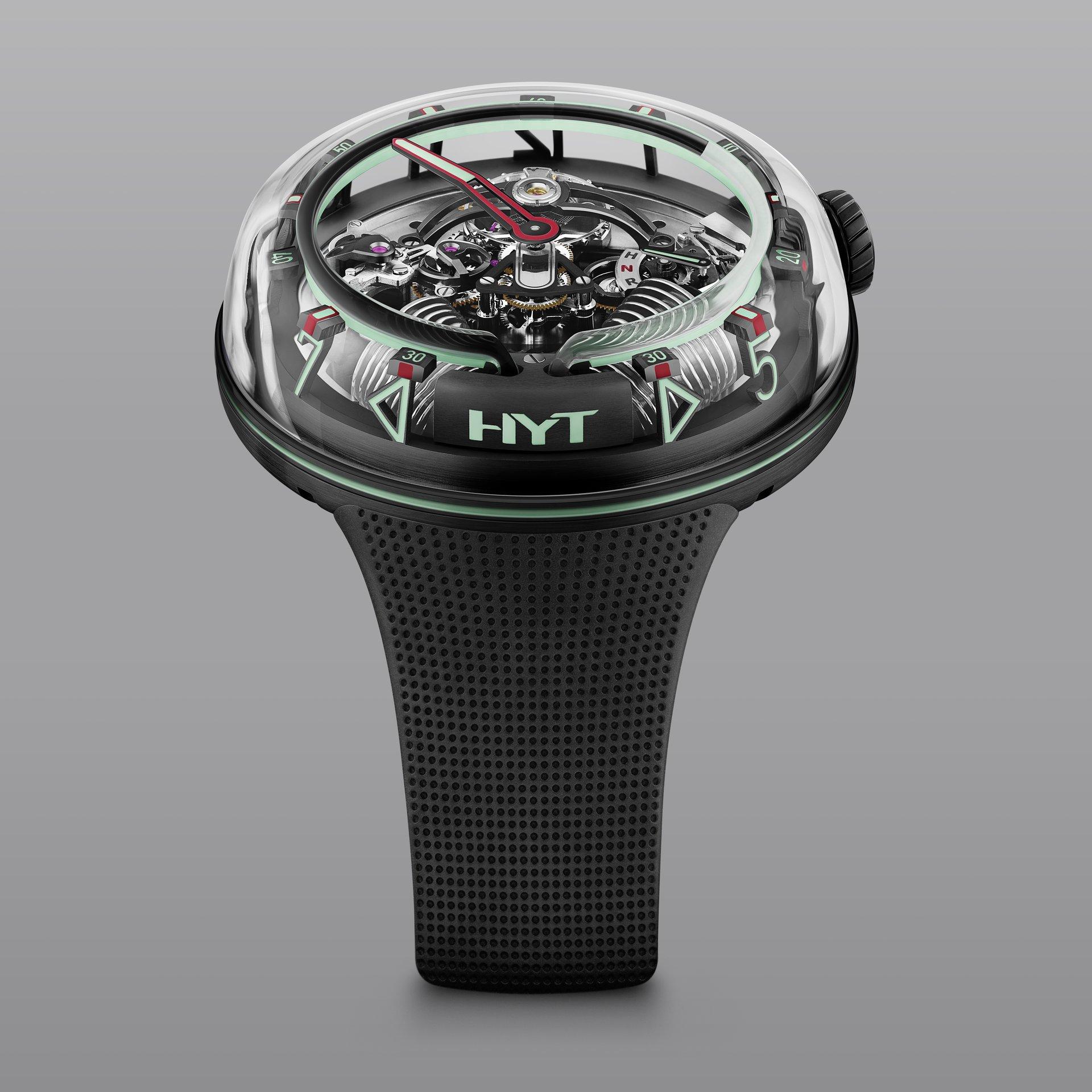 HYT H20 Mexico Green
