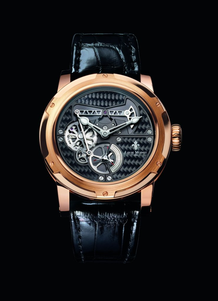 Louis Moinet Derrick  LM-64.50.51 - Limited Edition of 12 watches