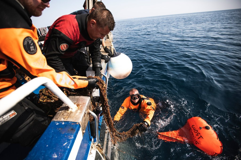 Breitling SuperOcean Outerknown Econyl®