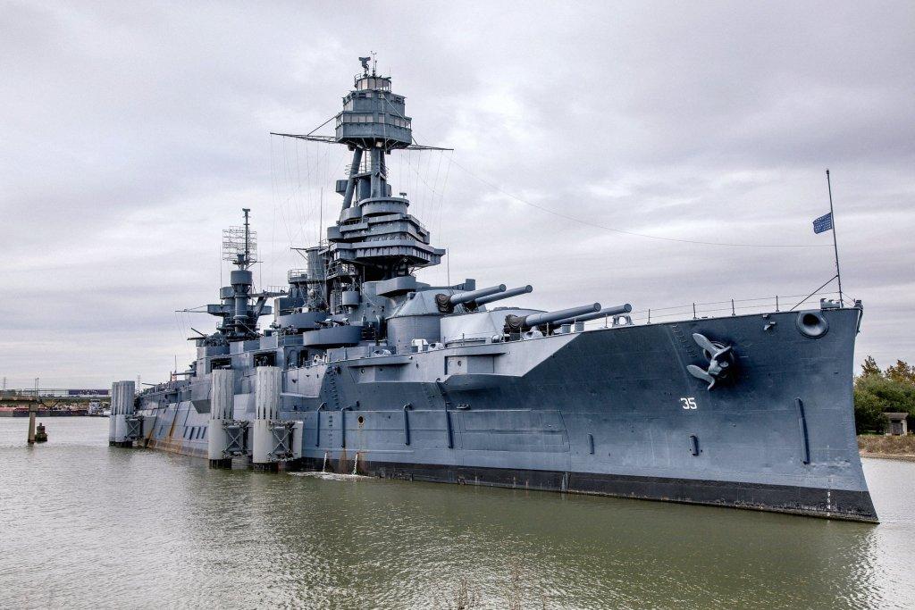 Tockr USS Texas