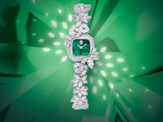 Precious Emerald by Harry Winston