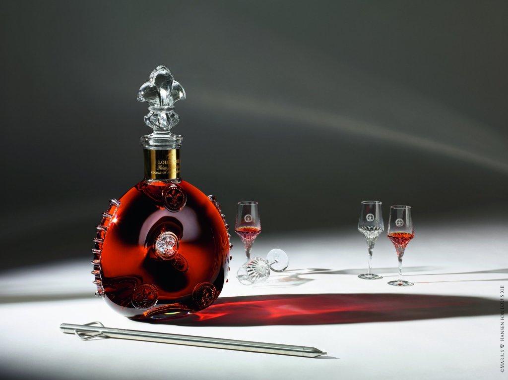 """""""Le Mathusalem"""" LOUIS XIII Cognac"""