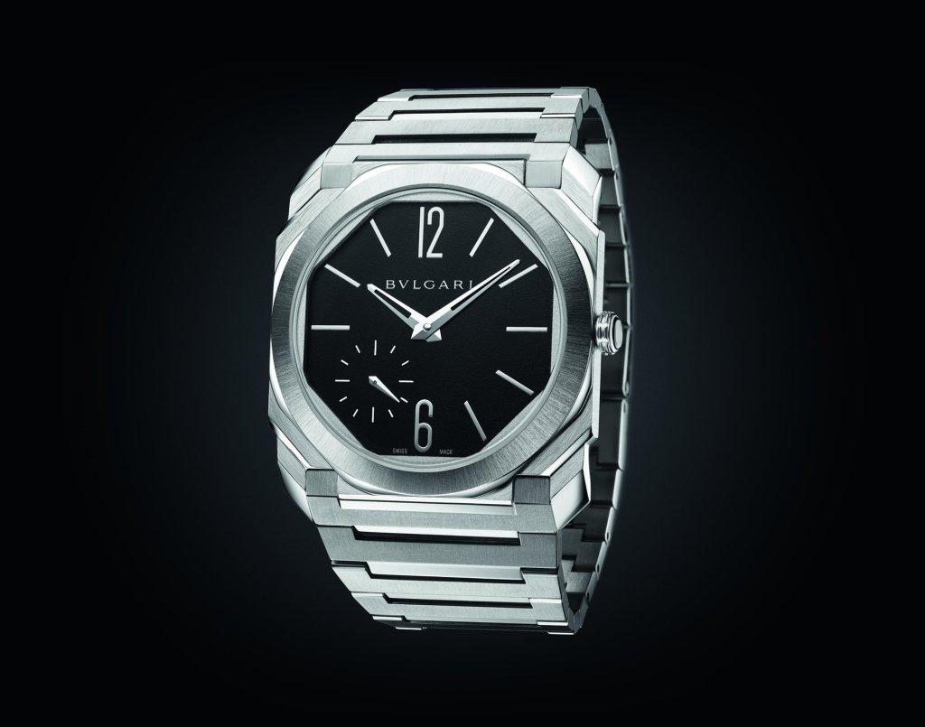 Octo Finissimo Automatic satin-polished steel 103297