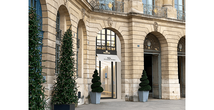 The flagship Grand Seiko Boutique opens in Place Vendôme in Paris