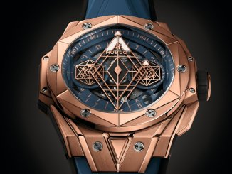 Hublot Big Bang Sang Bleu II Limited Edition