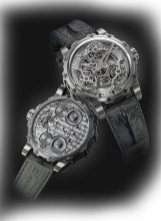 "TOURBILLON of TOURBILLONS AFP-TTR-3X – ""The Power of Three"""