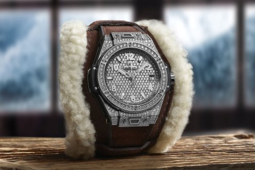 Switch up the style of your Hublot Big Bang in just one click!