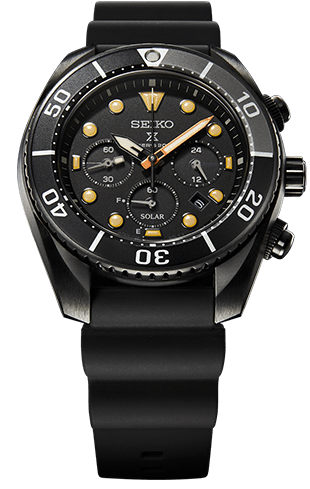 Seiko Prospex Black Series Limited Edition SSC761J1