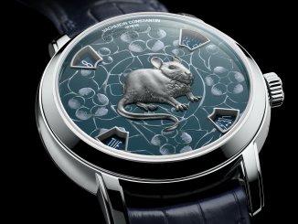 Vacheron Constantin Métiers d'Art The legend of the Chinese zodiac, Year of the rat