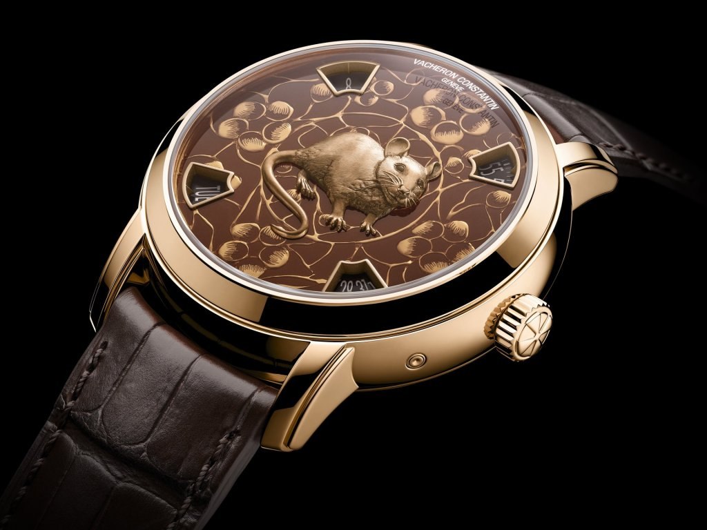 Vacheron Constantin Métiers d'Art The legend of the Chinese zodiac, Year of the rat