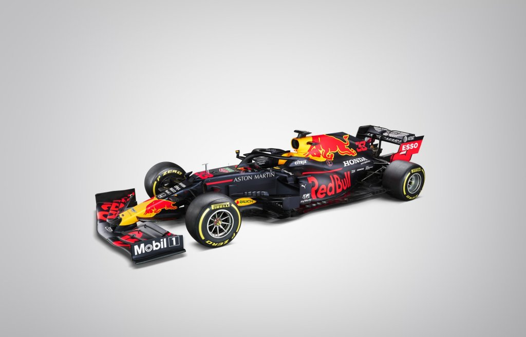 TAG Heuer Formula 1 Aston Martin Red Bull Racing Special Edition 2020