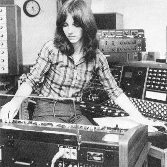 Elizabeth Parker in early 1981