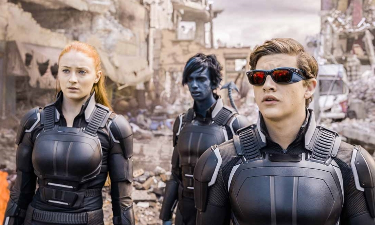 X-Men: Apocalypse – The End Is High