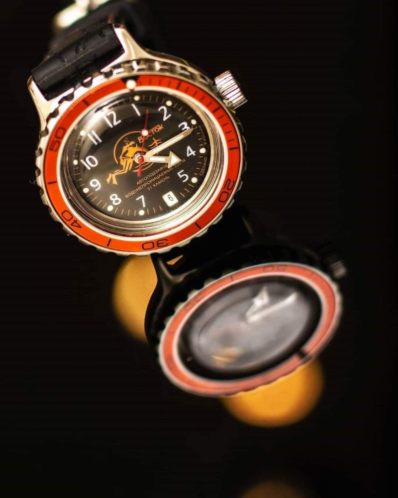 Custom Vostok 5