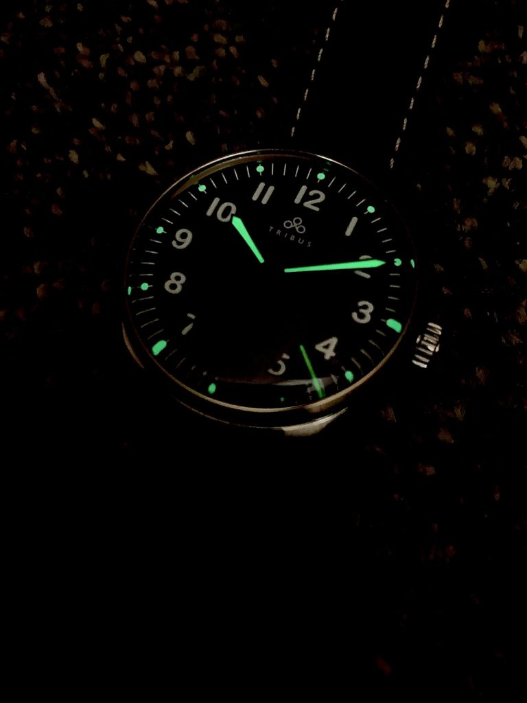 TRI-05 303 Squadron P8331 Limited Edition - Watch Junky