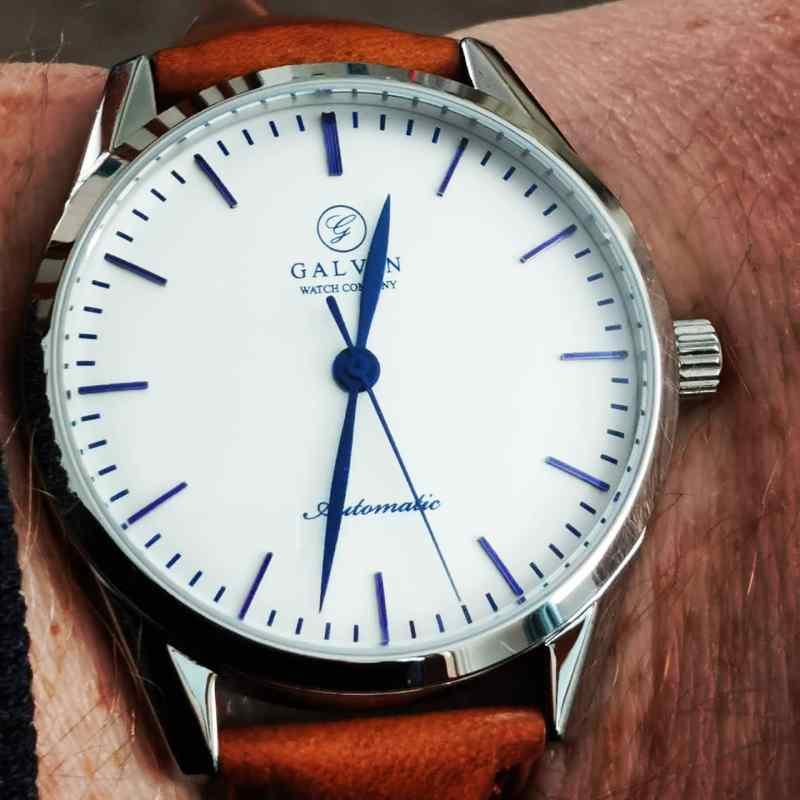 Alku White by Galvin Watch Company