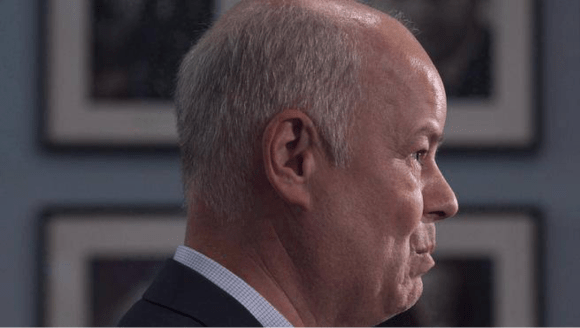 Jamie Baillie stepped down as leader of the Nova Scotia Progressive Conservative Party after at least one allegation of sexual harassment. (Courtesy ANDREW VAUGHAN/The Canadian Press)