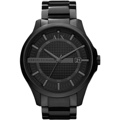 Armani Exchange Men's Three-Hand Stainless Steel