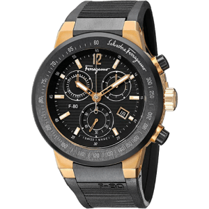 Men's F-80 Rose Gold-Plated