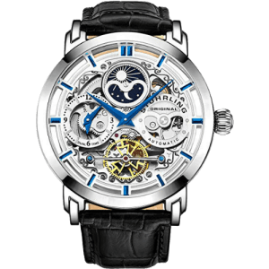 Men's Stuhrling Original Anatol 371 47mm Skeleton