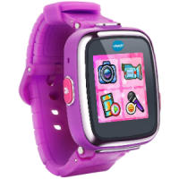 Purple VTech Kidizoom Smartwatch DX