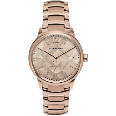 Unisex Burberry The Classic Round