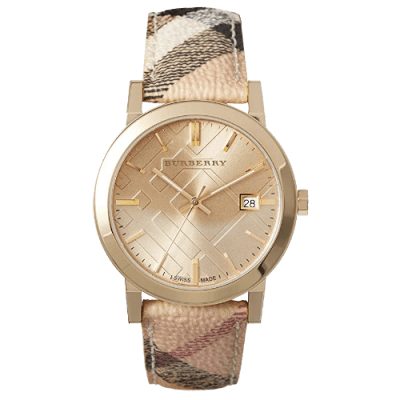 Women's Burberry The City Haymarket Check