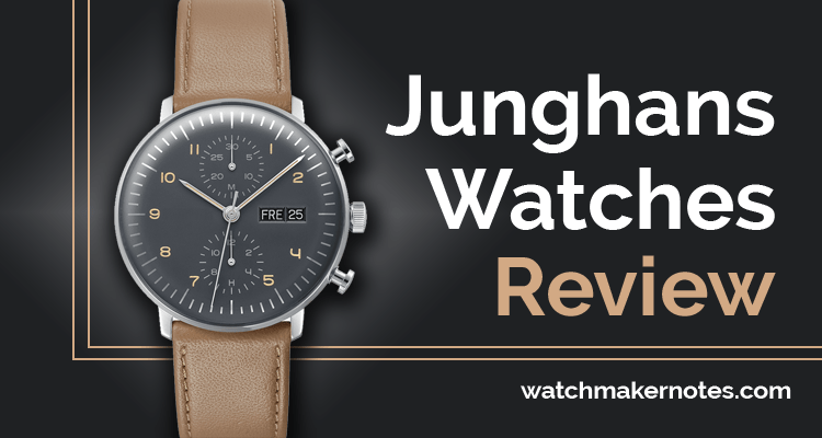 Junghans watches review