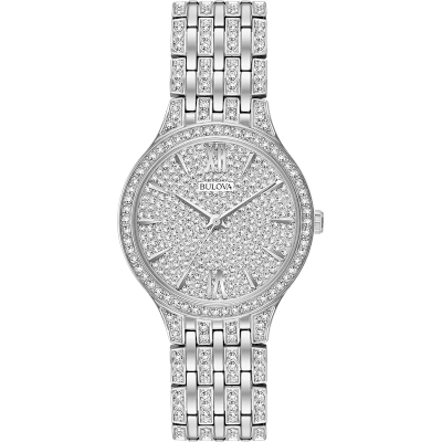 Women's Pave Crystals (96L243)