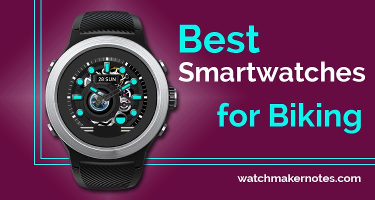 Best smartwatches for biking