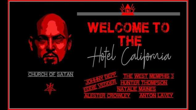 Welcome to Hotel California – The Rise of Lucifer