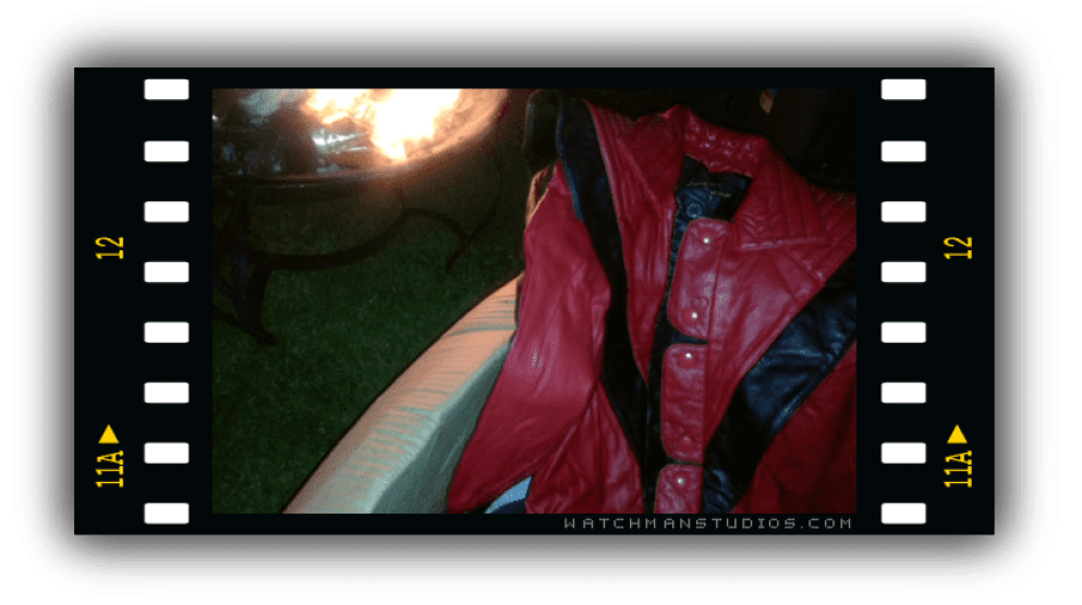 Wade Robson's (child-sized Replica) of the famous Thriller Jacket