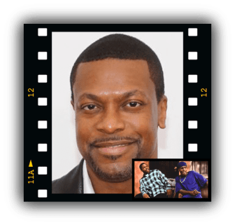 Actor & Comedian - Chris Tucker