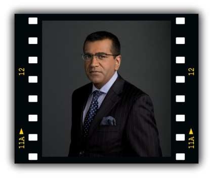 British Journalist & Filmmaker - Martin Bashir