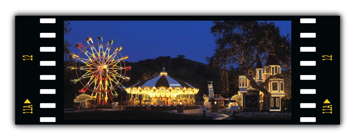 The Neverland Ranch Amusement Park