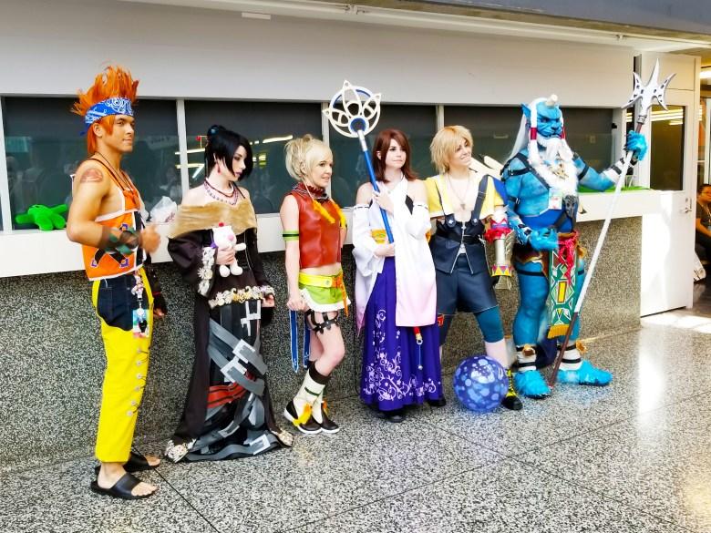 Otakuthon 3 Final Fantasy X