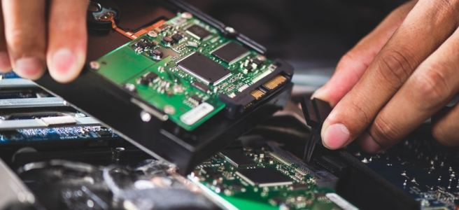 Common Signs of Hard Drive Failures and Firmware Issues