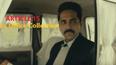 Photo of Article 15 India Box Office Collection