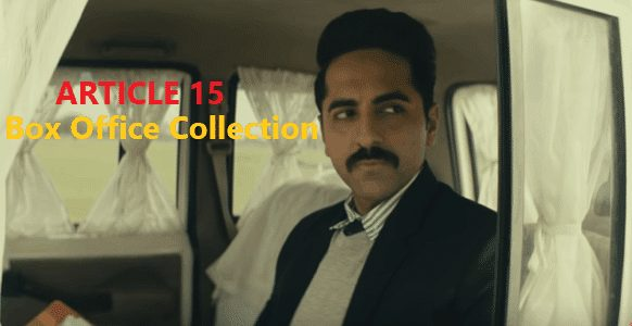 Article 15 India Box Office Collection
