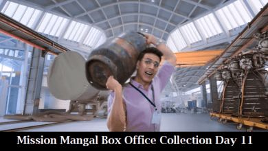 Mission Mangal Box Office Collection Day 11