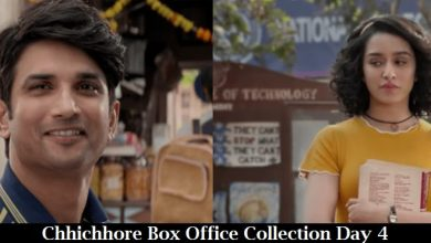 Photo of Chhichhore Box Office Collection Day 4
